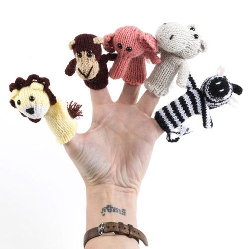 finger puppet aokas