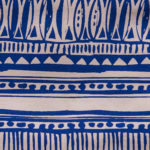 Trousse Pangha bleu